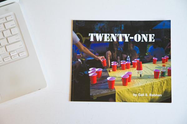 Twenty-One © Gail Rebhan