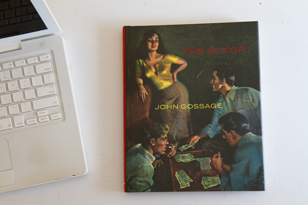 The Actor  John Gossage