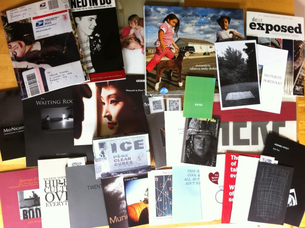 Indie Photobook Library at Furthermore