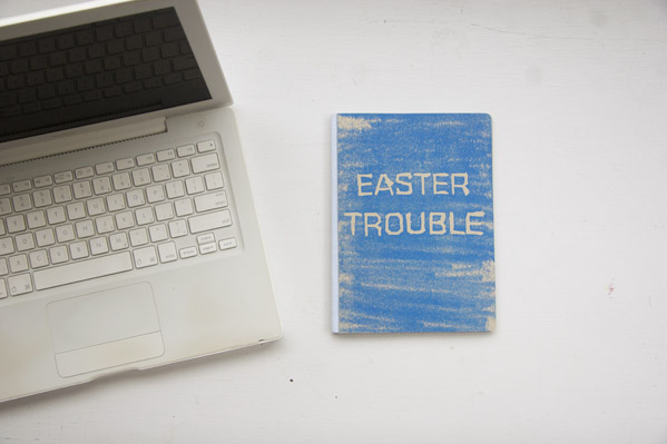 Easter Trouble vol 1 © Jim Reed / Easter Trouble Press