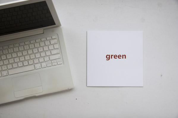 Green © Stephan Bera