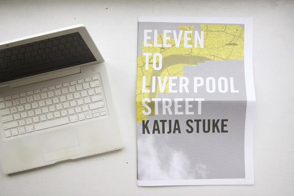 Eleven to Liverpool Street © Katja Stuke