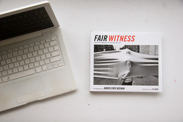 Fair Witness © David Lykes Keenan