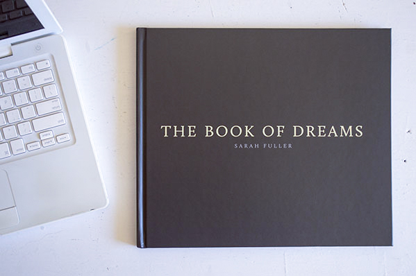 The Book of Dreams © Sarah Fuller