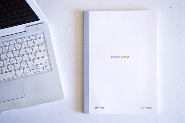 Dossier Humint © Julián Barón