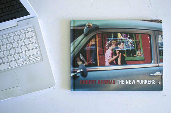 The New Yorkers © Robert Herman