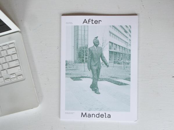 After Mandela © Jan Dirk van der Burg & Stefanie Grätz / Post Editions