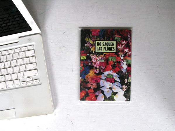 No Saquen Las Flores © Pere Saguer