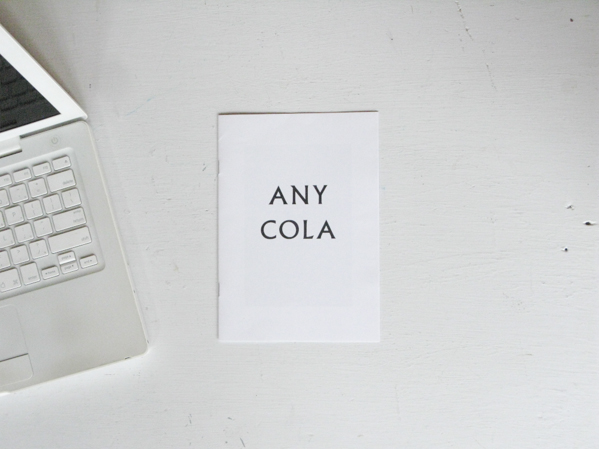 Any Cola © Clara Prioux