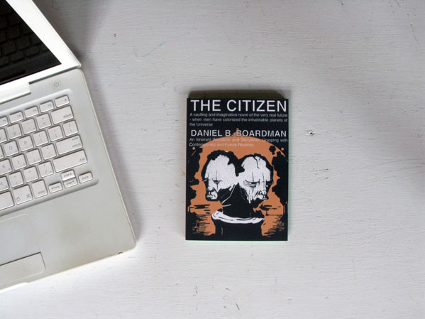 The Citizen © Dan Boardman