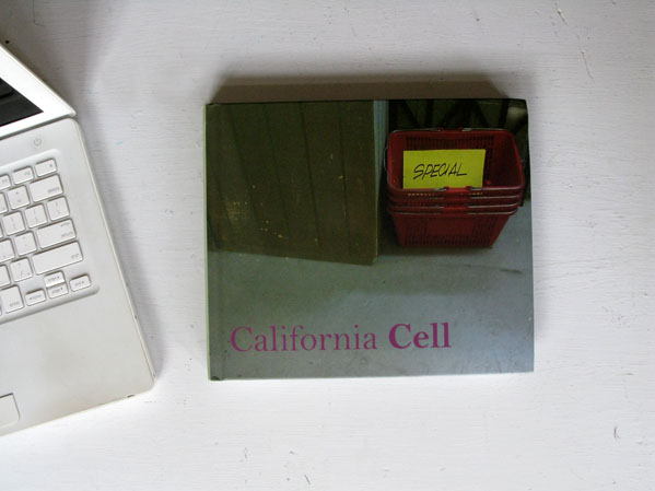 California Cell © Stephan Bera