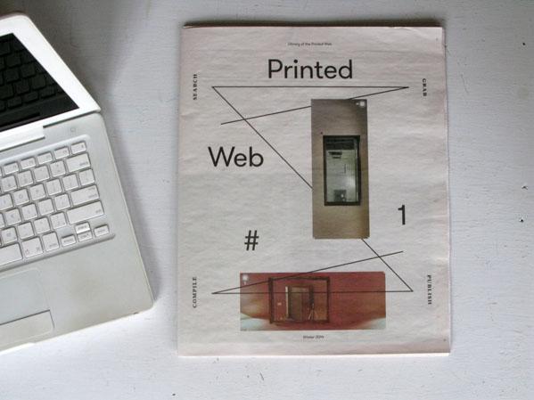 Printed Web #1