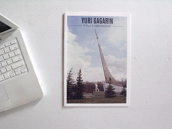 Yuri Gagarin © René Nuijens