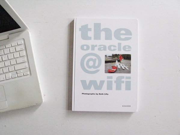 The Oracle@WiFi © Beth Lilly