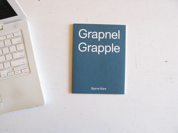 Grapnel Grapple © Bjarne Bare