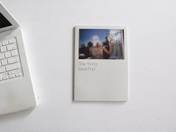 Stay Young Issue Four © Editions Ltd.