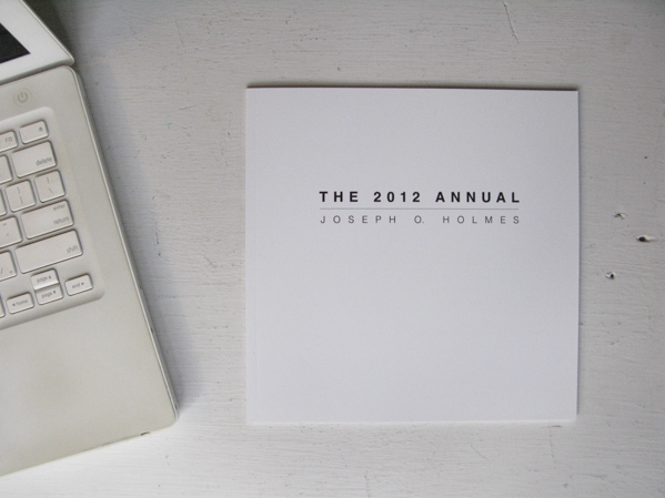 The 2012 Annual