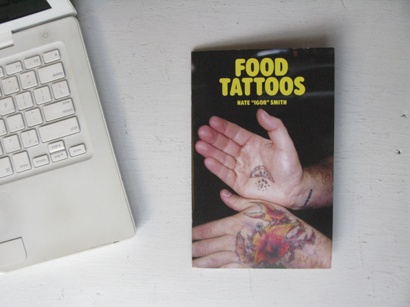 Food Tattoos